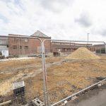 28th April 2021 car park excavation