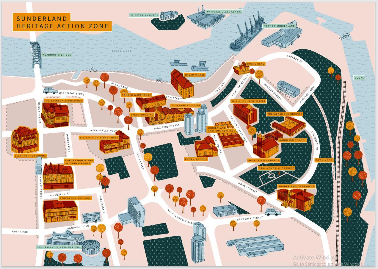 Sunderland Heritage Action Zone