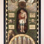 Masonic Tracing Board